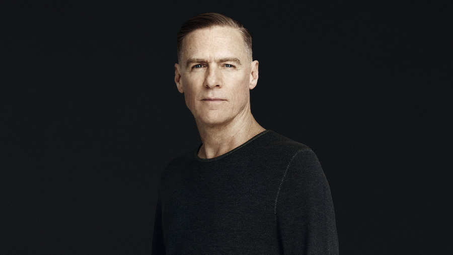 Bryan Adams' new album of covers is titled Tracks Of My Years.