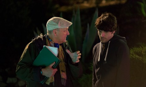 Charles Garrad working with Colin Morgan 2-6